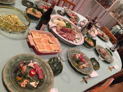 2018-2 かかや春日部 ワンデーレッスン かかや春日部 クッキングサロン 料理教室